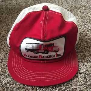VTG 80's Trucker Hat